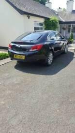Vauxhall Insignia SE