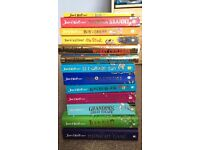 David Walliams full set of kids books age 9 and up in Excellent Condition