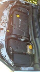 Zafira 7seat estate 1.9 cdti automatic