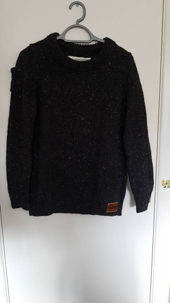 Superdry women's large knitted jumper