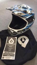 Sixsixone bmx helmet