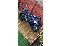 Yamaha r1 low mileage 1previous owner