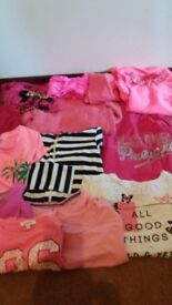 Bundle of girls clothes age 7/8 years