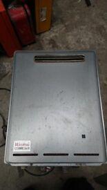 Rinnai Infinity HD70 External Gas Water Heater LPG 69KW