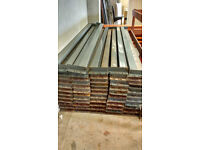Pallet Racking / Shelving Uprights & Beams