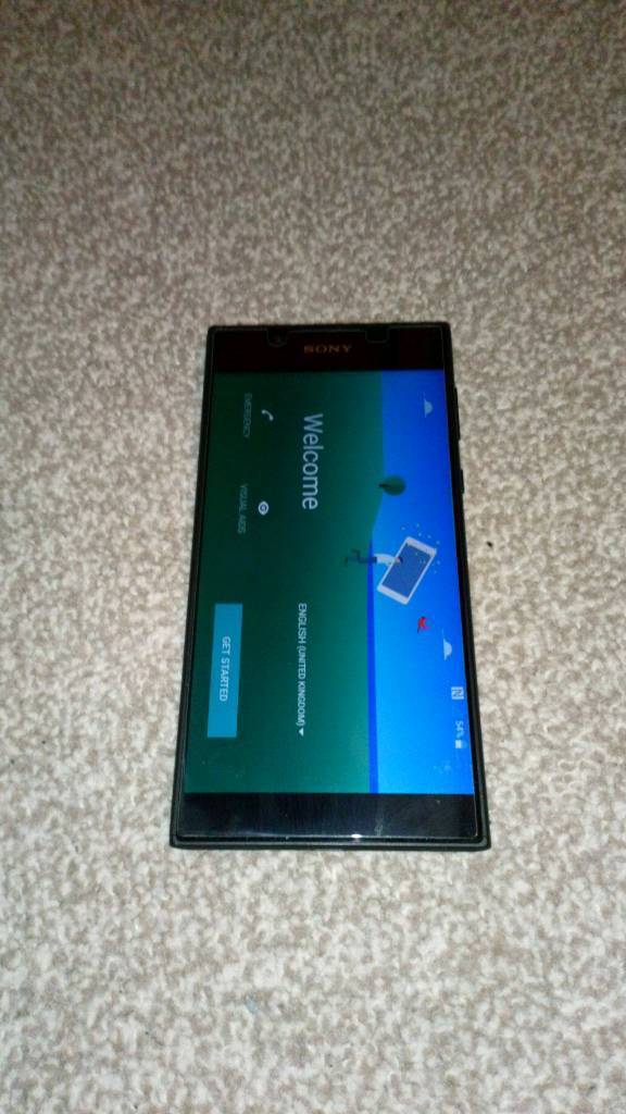Sony xperia L1 black phone 16gb