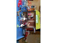 Animal Rescue Play set