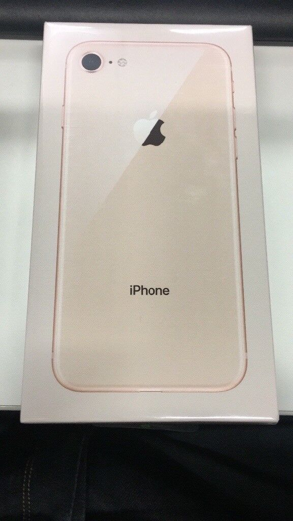 IPhone 8 256gb on EE new