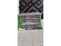 Xboxe One Games Bundle