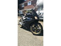 Yamaha yzf r 125 cc