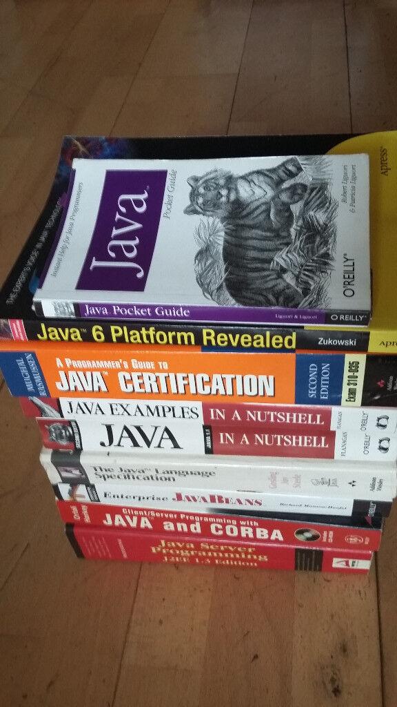 Java Books