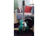 Gretsch Electromatic ProJet with Bigsby TV JONES PICKUPS upgrade and Gretsch hard case