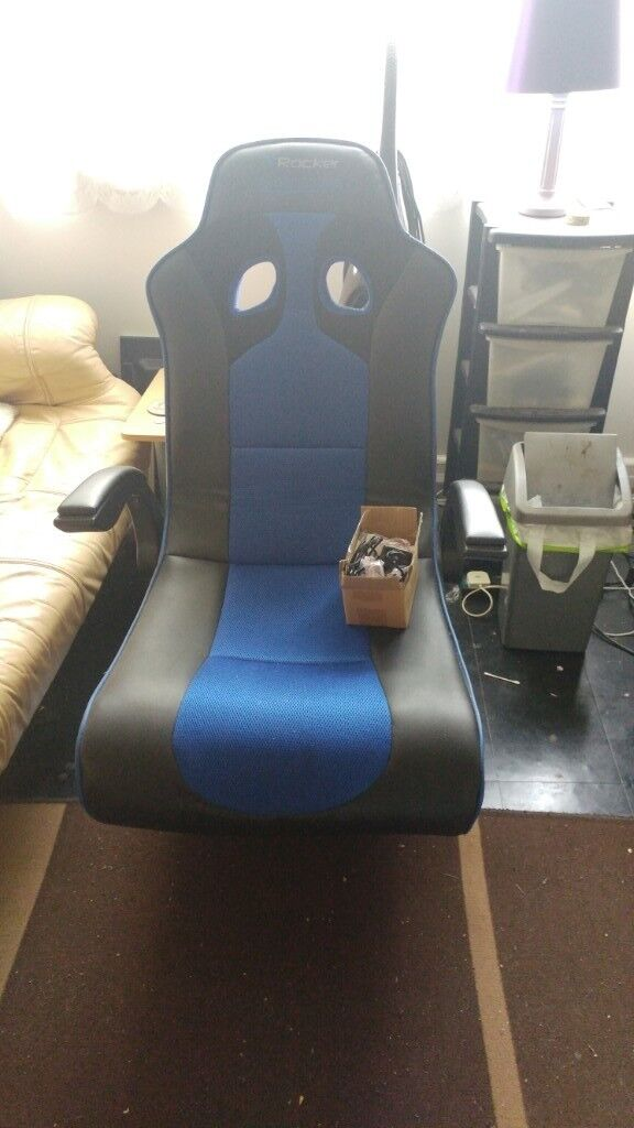 X Rocker Adrenaline Bluetooth Gaming Chair For Ps4 And