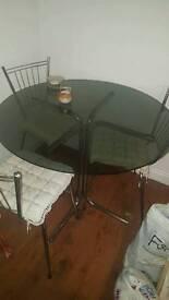 Retro Glass table