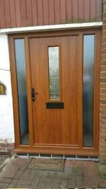 Solidoor Front door with frame