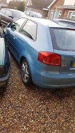 Audi a3 unusual blue full audi sh