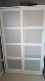 Ikea wardrobe, good condition.