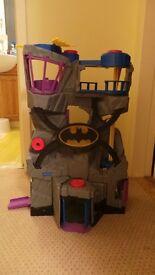 Imaginext Batman Toys £50 or could break into sets
