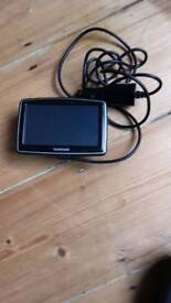 TOMTOM with charger and case