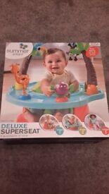 Summer Infant Wild Safari Deluxe Superseat **BNIB**