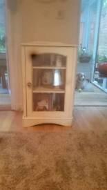 Glassed cabinet