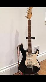 Yamaha EG 012 black guitar