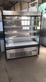 Polar gh269 food and drink Multideck fridge new condition 3 months warranty free delivery