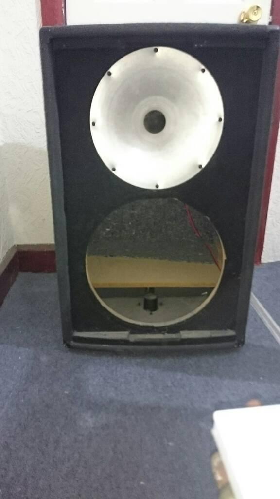 Cerwin Vega Mid/Top Speaker Cabinet
