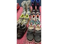 BUNDLE of BOYS TODDLER SHOES