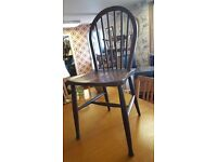 Antique Spindle Back Chair