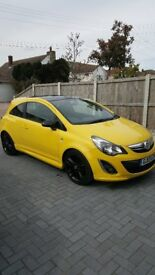 2013 Vauxhall Corsa - LIMITED EDITION - 1.2 Petrol - 10 Months MOT * PRICE REDUCED TO SELL *