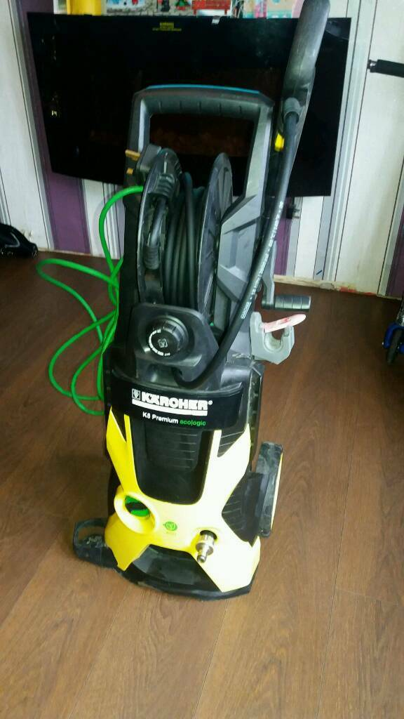 Karcher K5 Premium Ecologic Pressure Washer In Walsall West