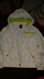 Gio Gio zip through jacket