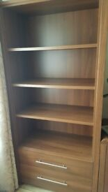 Bookcase - solid wood - excellent condition!