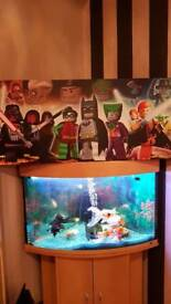 Large Lego canvas