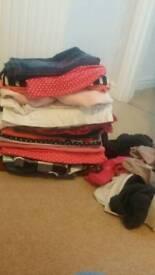 Bundle clothes 3-4 ( some smaller 5)