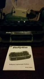Babyliss lightweight rollers