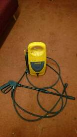 Halfords Power Washer
