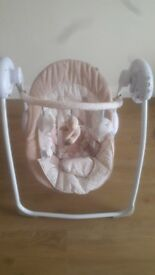 BARGAIN BABY SWING!