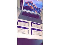DRAKE TICKETS TO SOLD OUT SHOW IN LONDON UK, OPENING ACT CLOSE TO STAGE STANDING TICKETS!!!!