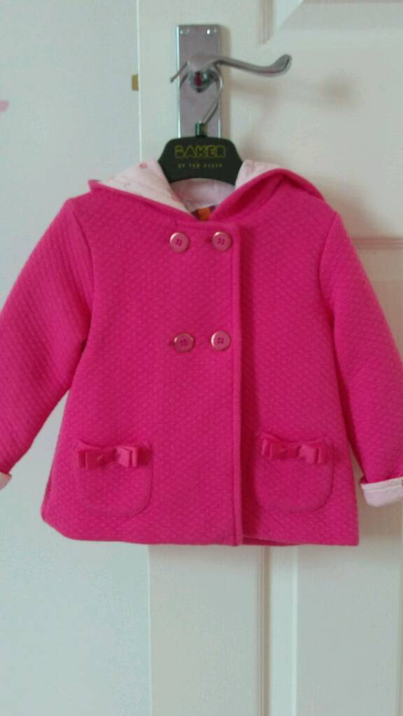 Girls jacket and snowsuits 12-18 months