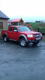 2009 Ford Ranger 2.5 Tdci Low mileage