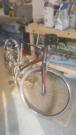 Giant rapid 3 hybrid bike