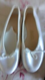 FIRST HOLY COMMUNION SHOES.