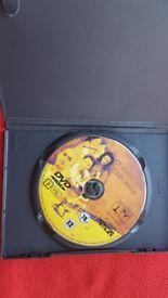 DVD CROUCHING TIGER