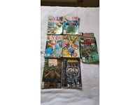 The 'Nam. Marvel comics from issue 1 to 60