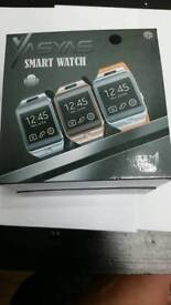 Yasyas smart android watch black brand new boxed