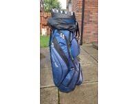 WILSON STAFF cart bag for sale