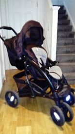 Mothercare Buggy (with car seat)