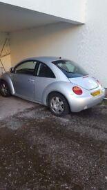 VW Beetle (no mot)